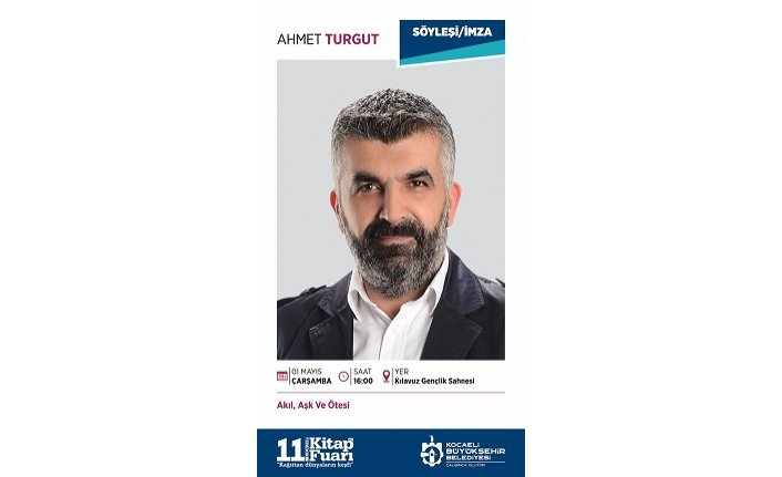 Ahmet Turgut ile söyleşi