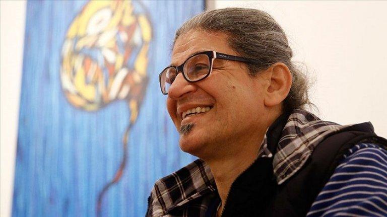 Dünyaca ünlü ressam Ahmet Yeşil New York'ta 4. kişisel sergisini açtı