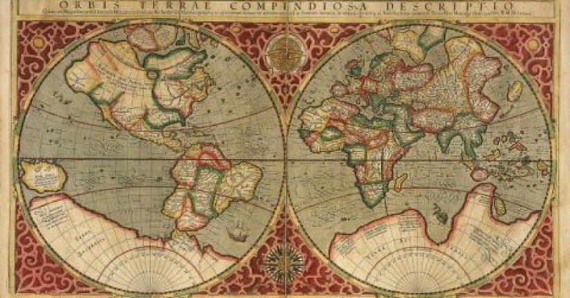 400 bin tarihi harita djital ortamda