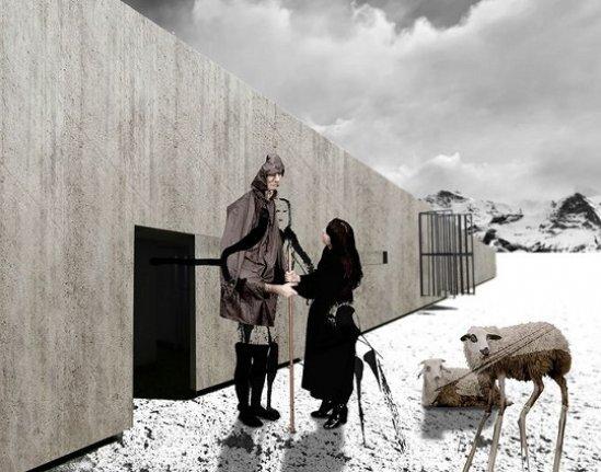 'Biz, Başka Yerde' Venedik Bienali'nde