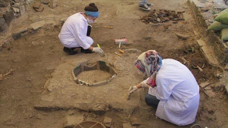'Diyarbakır'ın kalbi'nde arkeolojik kazı