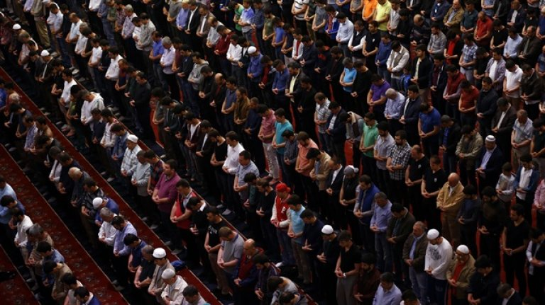 İstanbul'da hatimle teravih kılınan camiler