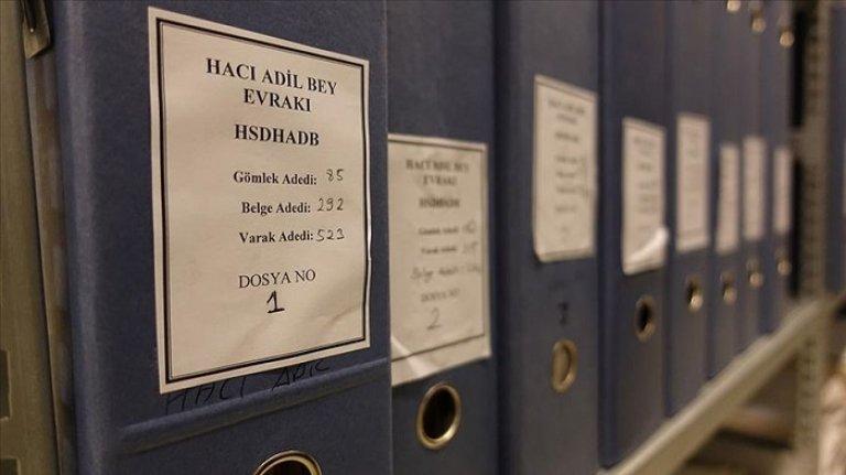 İttihat ve Terakki Cemiyeti Genel Sekreterinin arşivi kamuya açıldı