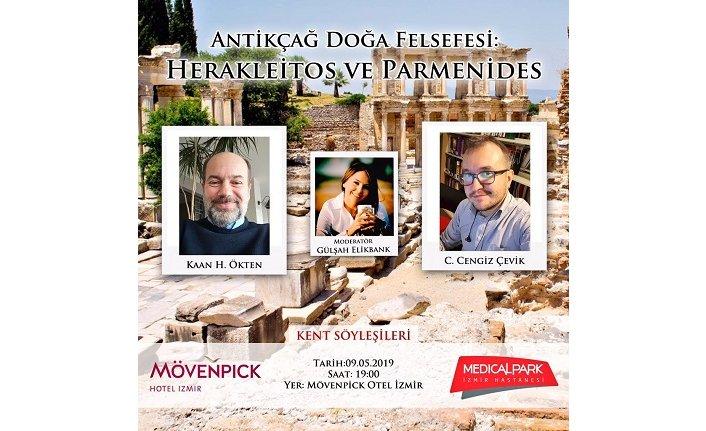 """Seminer: """"Antikçağ'da Doğa Felsefesi: Parmenides ile Herakleitos"""""""