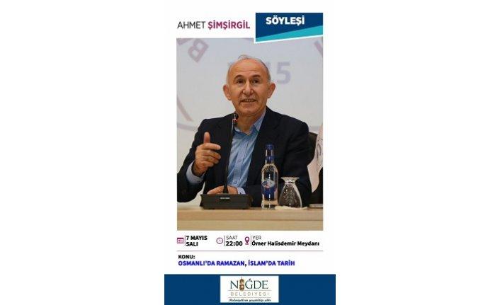 """Söyleşi: """"Osmanlı'da Ramazan"""""""