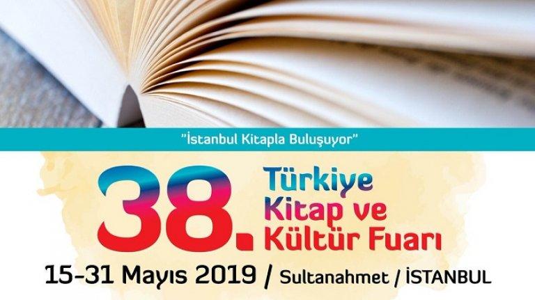 Türkiye Kitap ve Kültür Fuarı, Sultanahmet Meydanı'nda açılacak
