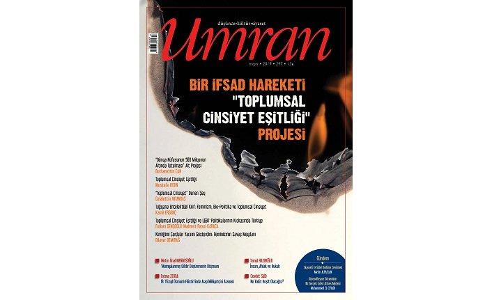 Umran dergisinin Mayıs sayısı çıktı