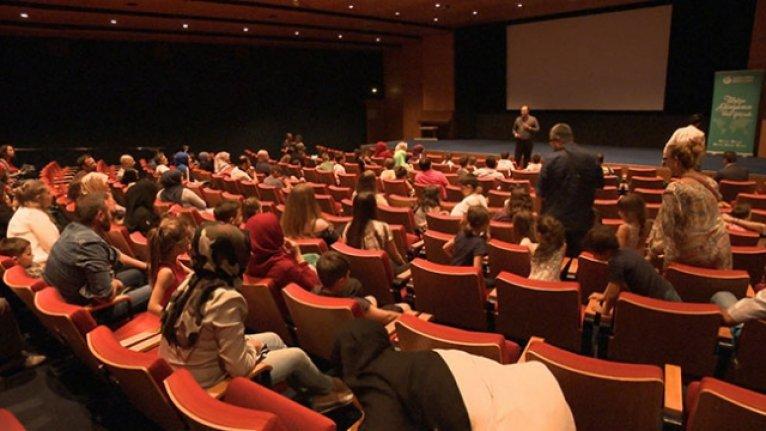 Almanya'da TRT'nin çocuk filmlerine yoğun ilgi