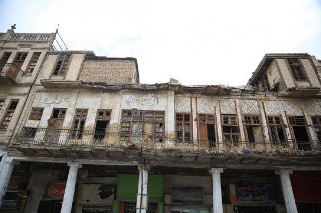 Bağdat'ta zamana direnen tarihi binalar bakıma muhtaç