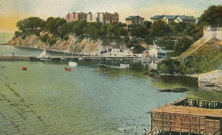 İstanbul'da eskiden deniz hamamları varmış