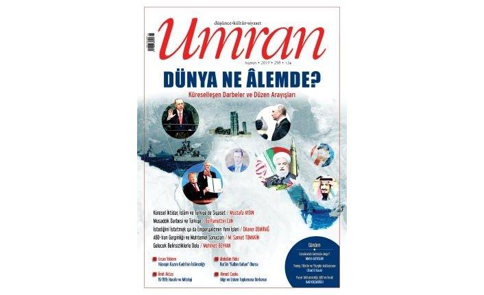 Umran Dergisi Haziran 2019 sayısı çıktı