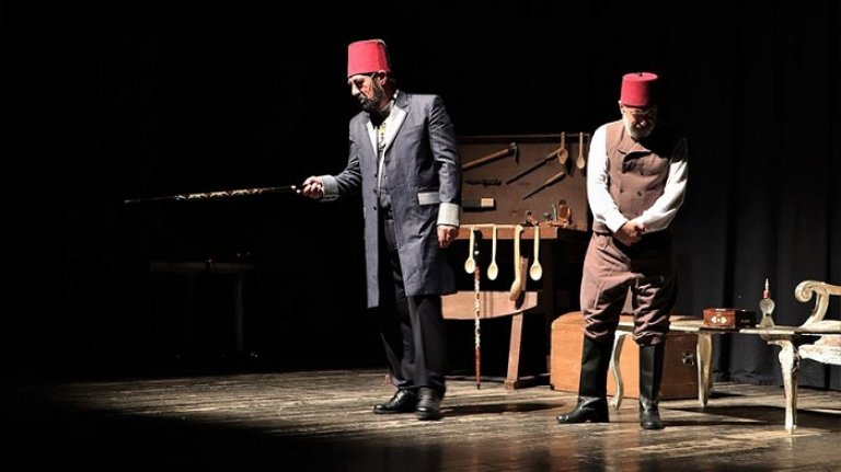 'Usta' Kosova'da seyirciyle buluştu