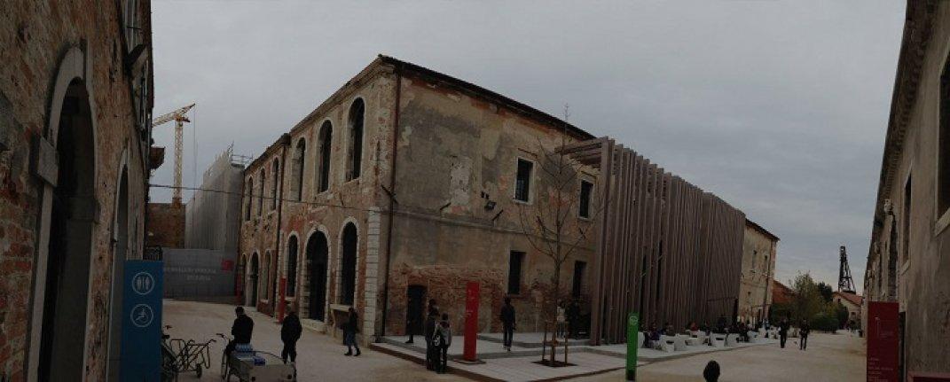 Venedik Bienali 17. Uluslararası Mimarlık Sergisi
