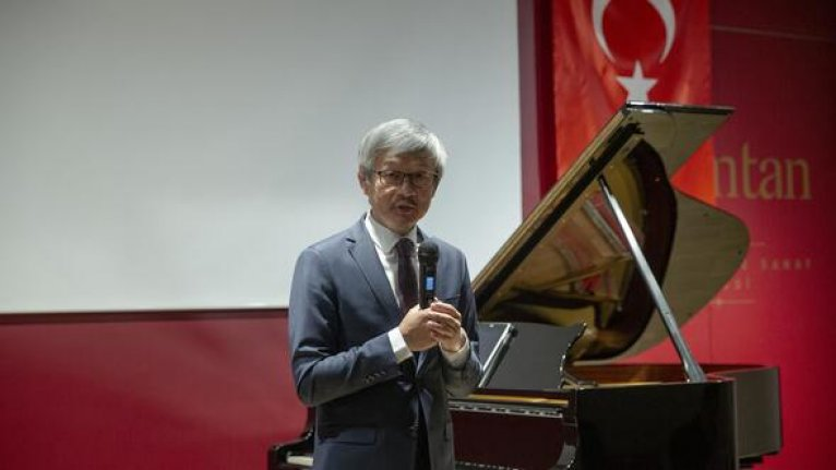 Ankara Kalesi'nde 'Tayvan Gecesi' piyano resitali