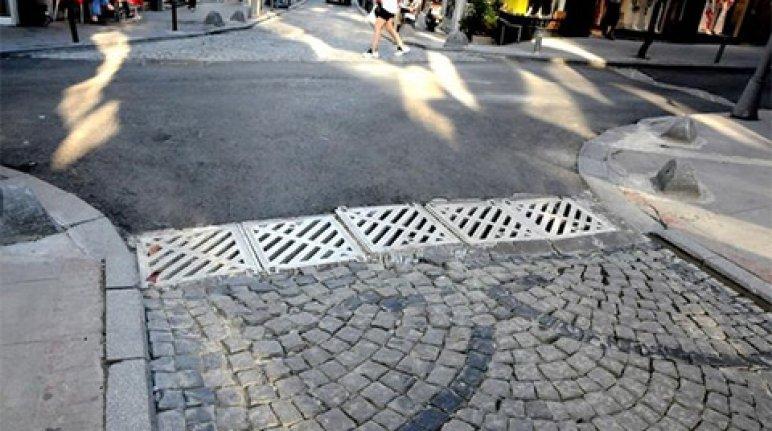 Asfalt Arnavut kaldırımını yok ediyor