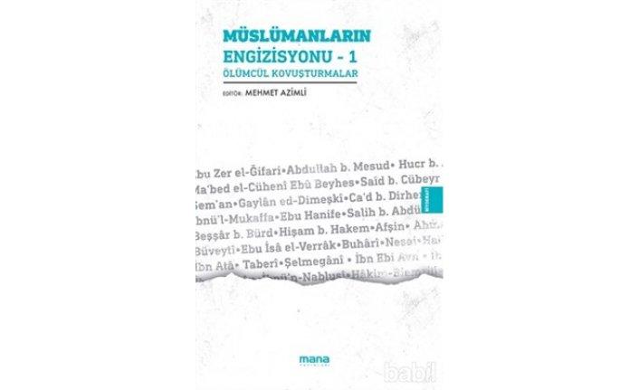 Mana Yayınlarından yeni kitap: Müslümanların Engizisyonu