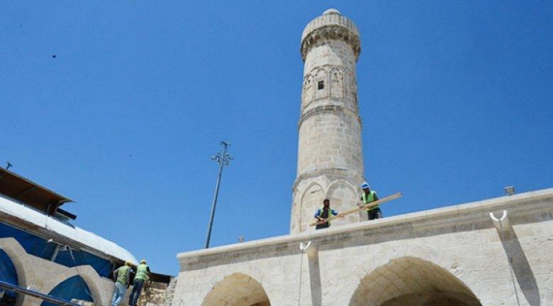 Şanlıurfa'nın tarihi camileri restore ediliyor