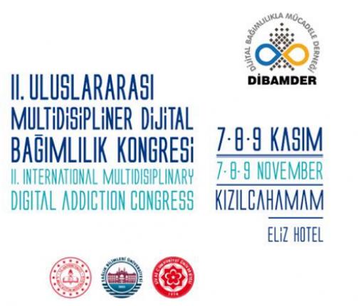 2. Uluslararası Multidisipliner Dijital Bağımlılık Kongresi