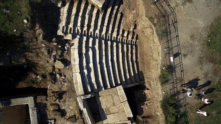Batı Karadeniz'in Efes'i: Prusias ad Hypium Antik Kenti