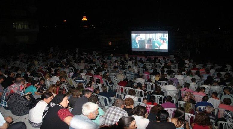 Çankaya'da Sinema Keyfi Yaz Sonuna Kadar Sürecek