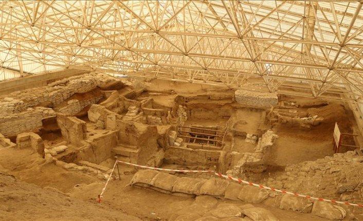 Çatalhöyük'te kazdıkça tarih fışkırıyor