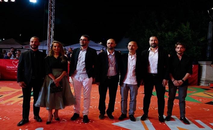 Dilsiz filmi dünya prömiyerini Saraybosna'da yaptı