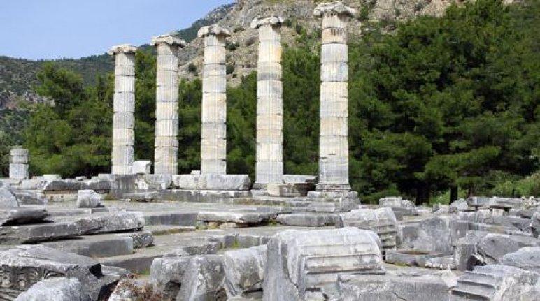 Priene'nin, UNESCO'nun kesin listesinde yer alması için güç birliği