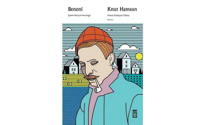 Timaş Yayınları Knut Hamsun kitaplığı büyüyor