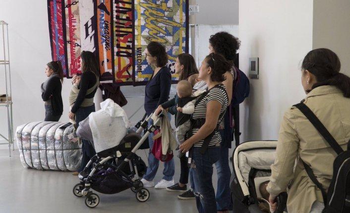 16. İstanbul Bienali bebekli aileleri bekliyor