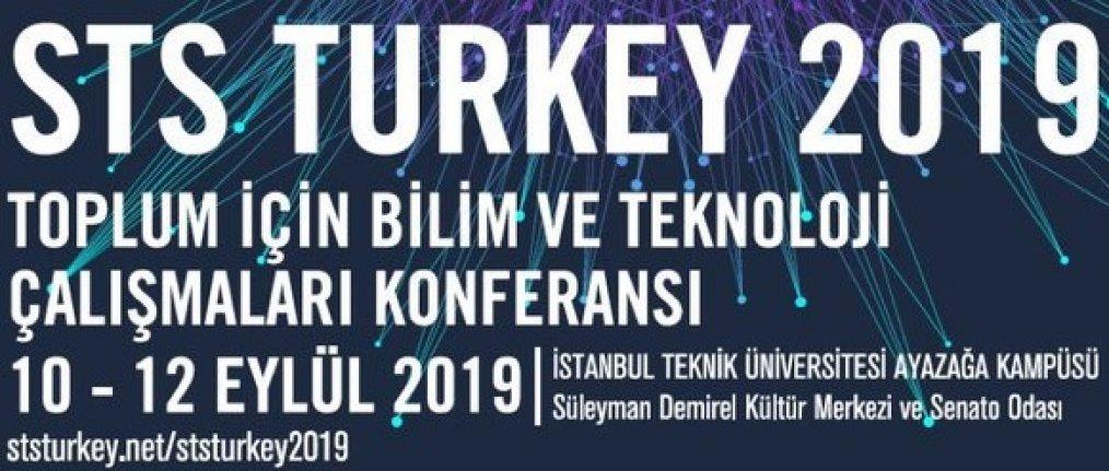 """""""2019 Toplum İçin Bilim ve Teknoloji Çalışmaları Konferansı"""""""
