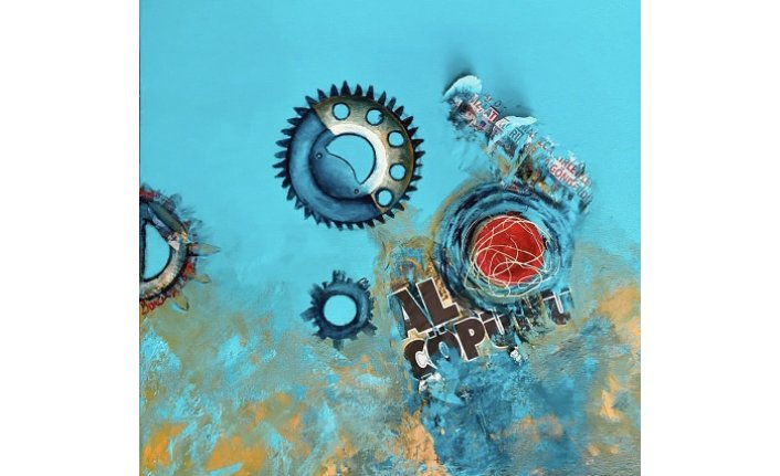 """Atıklar üzerinden bir salvo  """"Çöpten Sanata"""" sergisi"""