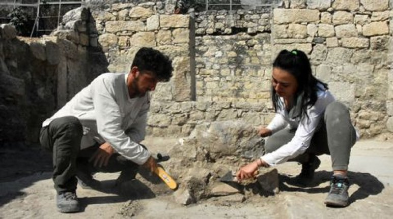 Aziz Nicolaos Anıt Müzesi'nde kazılar sona erdi