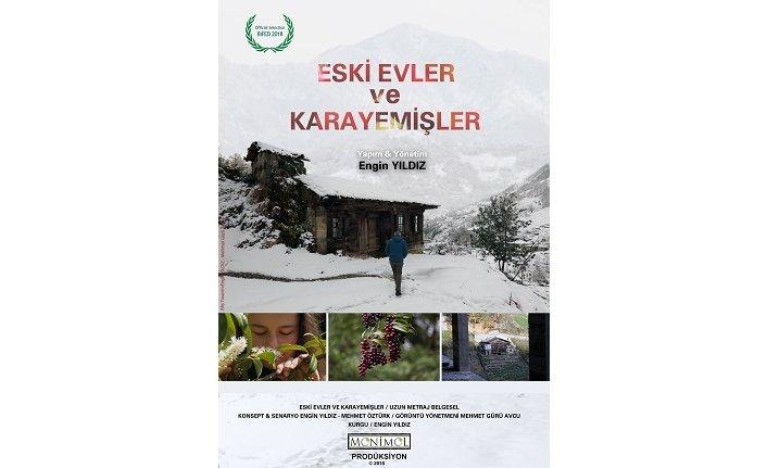 """""""Eski Evler Karayemişler"""" Altın Safran'da 1527 film arasından finalist oldu!"""