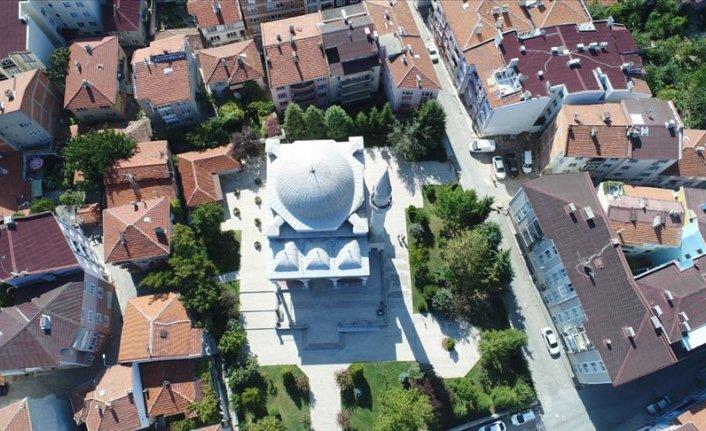 Mimar Sinan eseri tarihi cami bahçesine çocuk parkı kurulacak