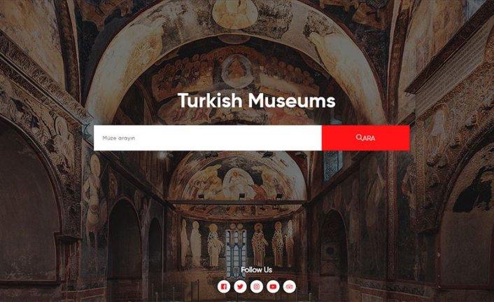 Müzeler için ortak tanıtım kapısı