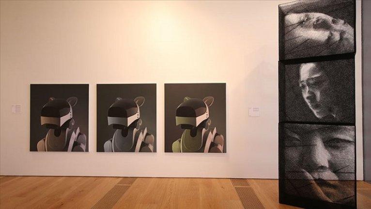 Tarihi Odunpazarı evlerinin ortasında 'modern' bir müze