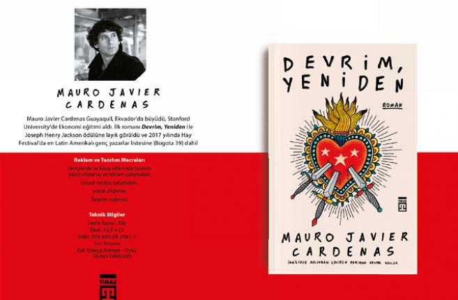 Yeni kitap: Devrim, Yeniden