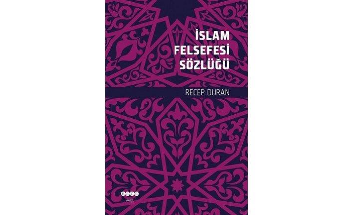 Yeni kitap: İslam Felsefe Sözlüğü
