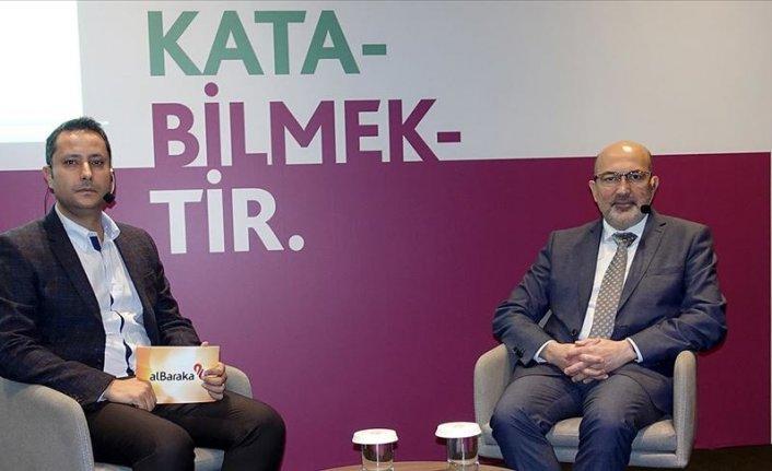 Albaraka Türk yayıncılık dünyasına katıldı
