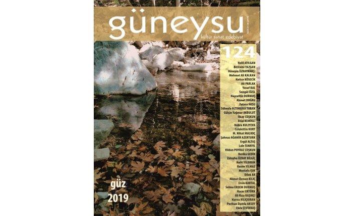 Güneysu dergisinin 124. sayısı çıktı
