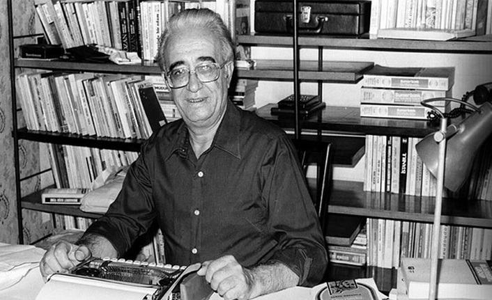 Şeyhü'l muharririn: Ahmet Kabaklı