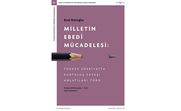 Tarih ve Edebiyatta Milli Mücadele