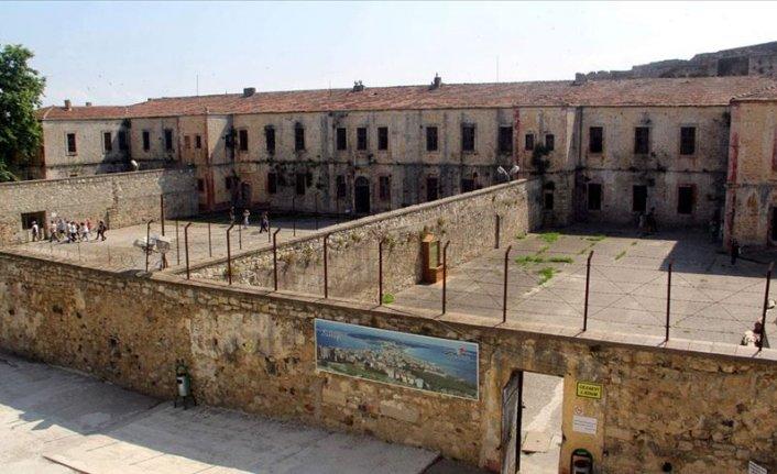 Tarihi Sinop Cezaevi'nde restorasyon çalışmaları başlayacak