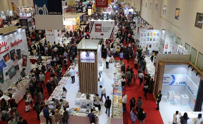 '38. Uluslararası İstanbul Kitap Fuarı' sona erdi