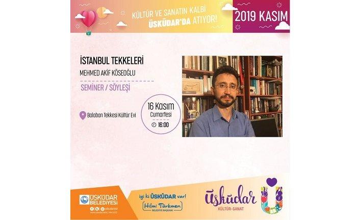 İstanbul Tekkeleri