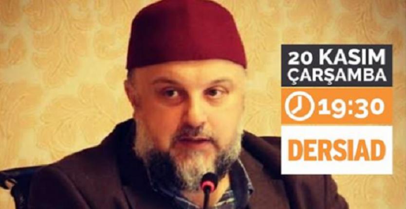 "Konferans: ""Kapitalist Sistemde Müslüman Tüccar"""