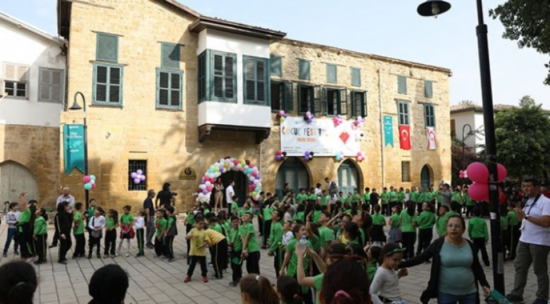 """Lefkoşa Yunus Emre Enstitüsü'nden """"Çocuk Festivali"""" etkinliği"""