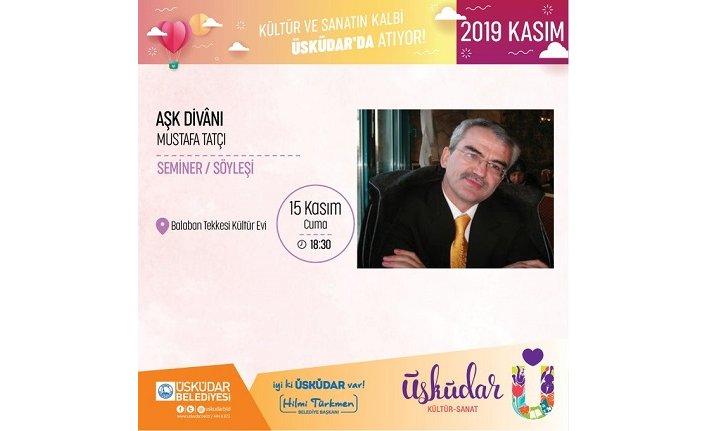 Mustafa Tatçı ile Aşk Divanı