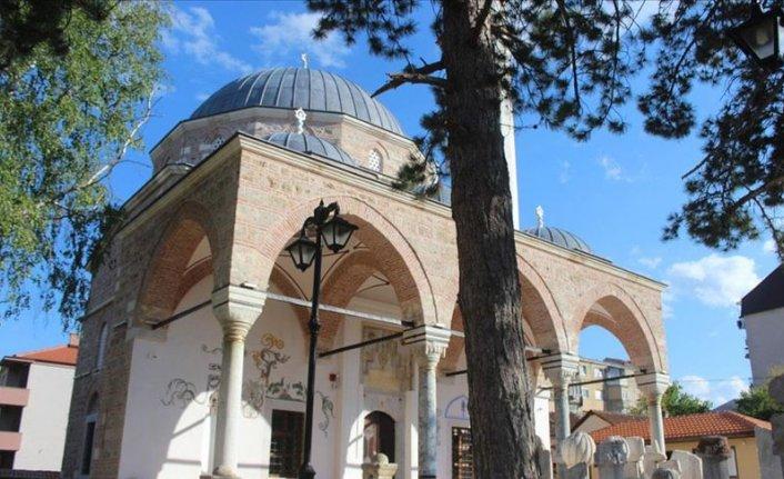 Ohri Ali Paşa Camii bir asır sonra minaresine kavuşuyor