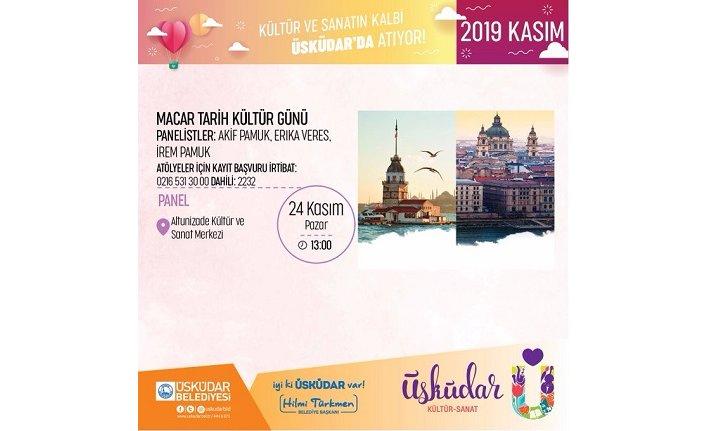 Panel: Macar Tarih Kültür Günü